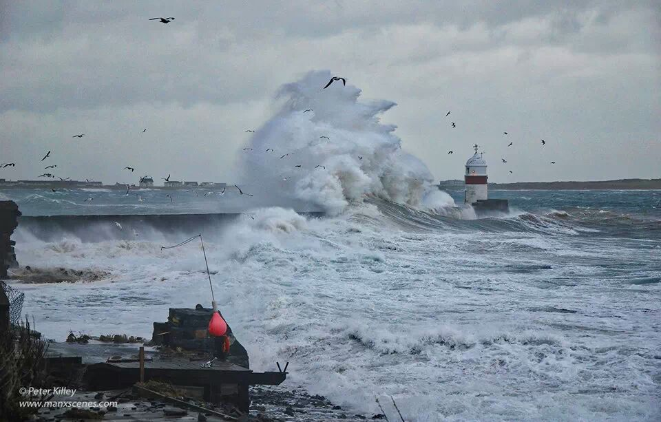 Another Manx Storm